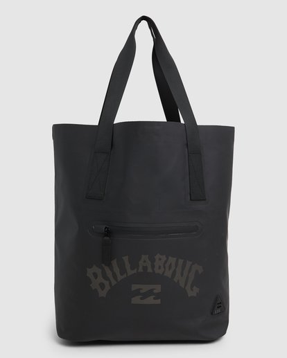 0 Division Carry All Tote Black 9603513 Billabong