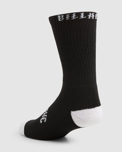 8 Sport Socks 5 Pack Socks Brown 9603601 Billabong