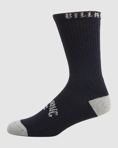 1 Sport Socks 5 Pack Socks Brown 9603601 Billabong