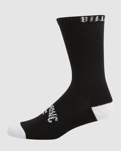 3 Sport Socks 5 Pack Socks Brown 9603601 Billabong