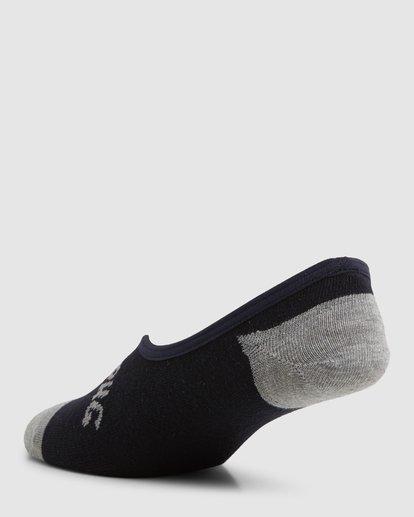 7 Invisible Socks 5 Pack Standard Multicolor 9603602 Billabong