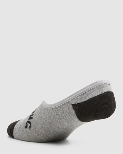 8 Invisible Socks 5 Pack Standard Multicolor 9603602 Billabong