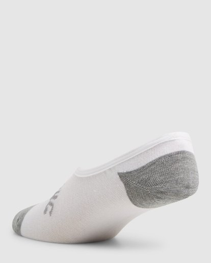 10 Invisible Socks 5 Pack Standard Multicolor 9603602 Billabong