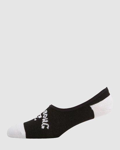 5 Invisible Socks 5 Pack Standard Multicolor 9603602 Billabong