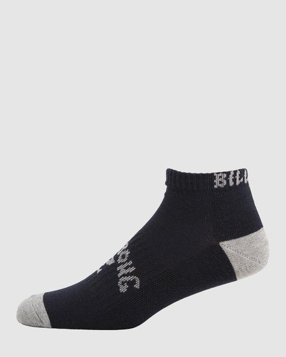 1 Ankle Socks 5 Pack Standard Socks Multicolor 9603604 Billabong
