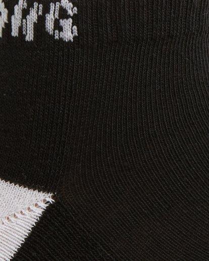12 Ankle Socks 5 Pack Standard Multicolor 9603604 Billabong