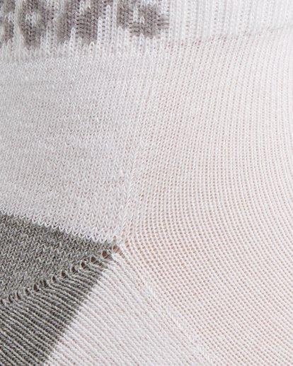 15 Ankle Socks 5 Pack Standard Multicolor 9603604 Billabong