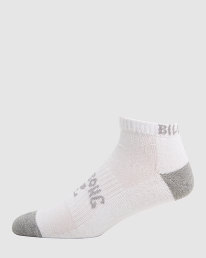 4 Ankle Socks 5 Pack Standard Socks Multicolor 9603604 Billabong