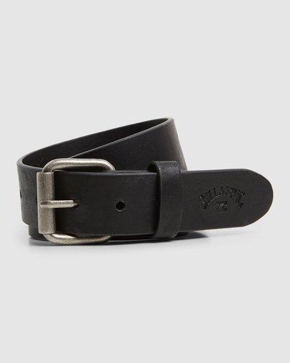 3 Nortfolk Belt Black 9603651 Billabong