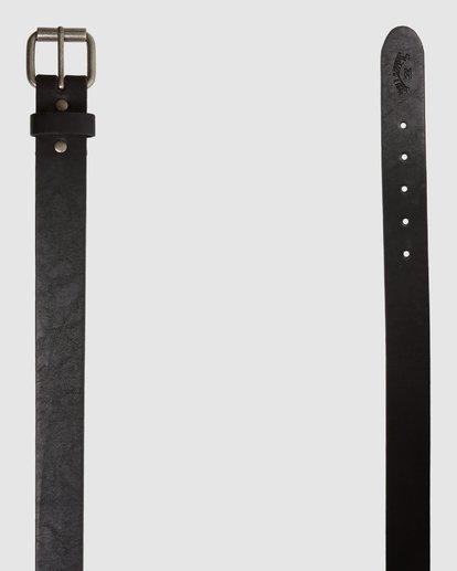 2 Nortfolk Belt Black 9603651 Billabong