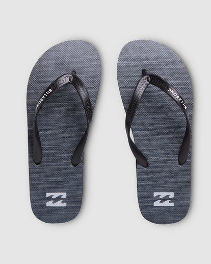 0 Sergio Thongs Black 9603936 Billabong
