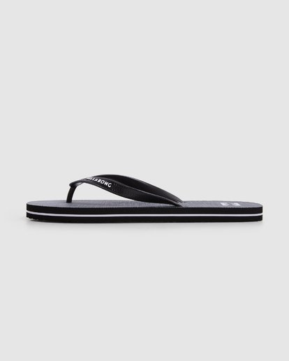4 Sergio Thongs Black 9603936 Billabong