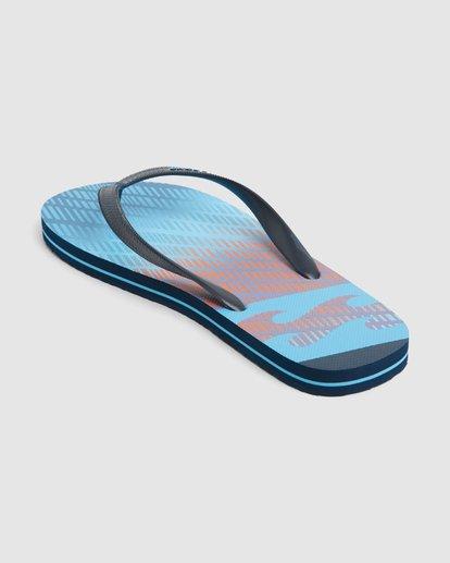 2 Fluid Pro Thongs Blue 9603941 Billabong