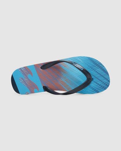 5 Fluid Pro Thongs Blue 9603941 Billabong