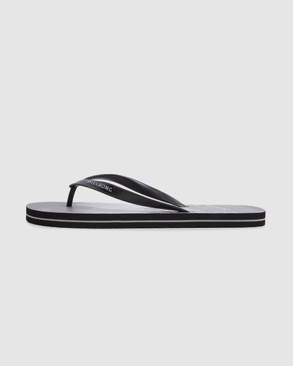 4 Fluid Pro Thongs Black 9603941 Billabong