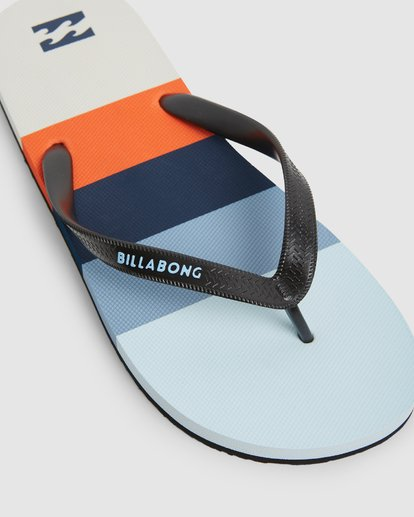7 Momentum Thongs Orange 9603944 Billabong