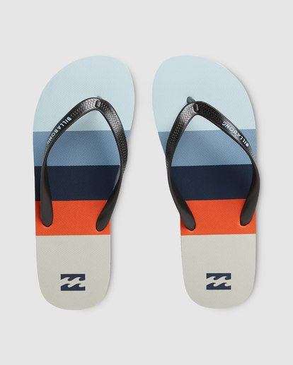 0 Momentum Thongs Orange 9603944 Billabong