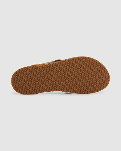 6 Brunswick Leather Thongs Brown 9603953 Billabong