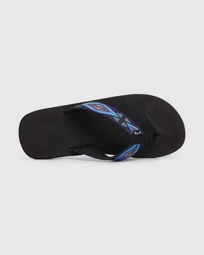 5 All Day Woven Thongs Black 9603956 Billabong