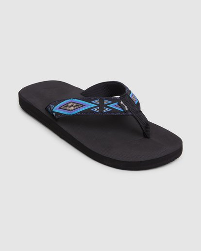 1 All Day Woven Thongs Black 9603956 Billabong