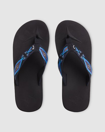 0 All Day Woven Thongs Black 9603956 Billabong