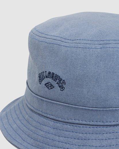 2 Wave Washed Bucket Hat Blue 9604320 Billabong