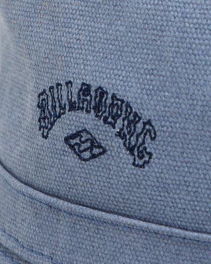 3 Wave Washed Bucket Hat Blue 9604320 Billabong