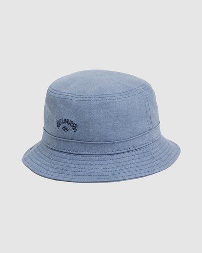 1 Wave Washed Bucket Hat Blue 9604320 Billabong