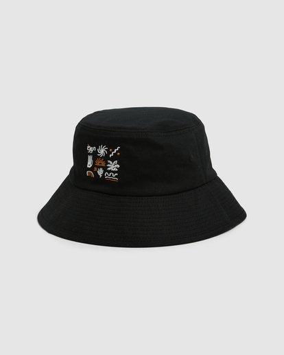 1 Big Jimmy Hat Black 9604321 Billabong
