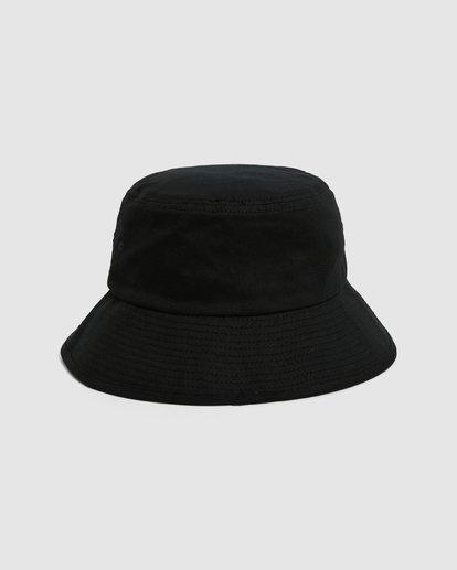 0 Big Jimmy Hat Black 9604321 Billabong