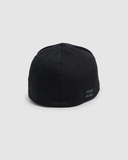 2 Unity Flexfit Cap Black 9604347 Billabong