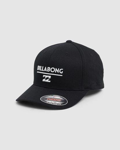 0 Unity Flexfit Cap Black 9604347 Billabong