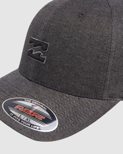 3 All Day Flexfit Cap Black 9604358 Billabong
