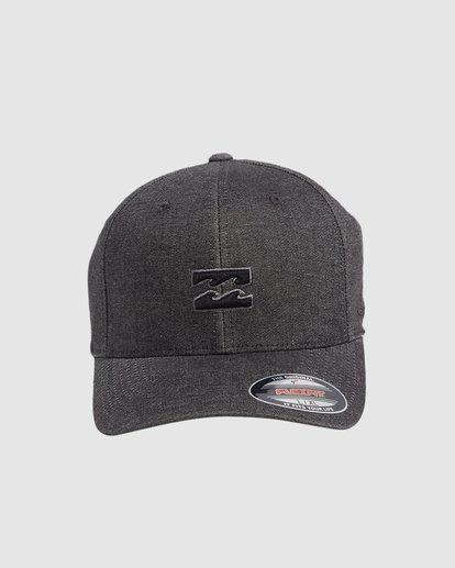0 All Day Flexfit Cap Black 9604358 Billabong