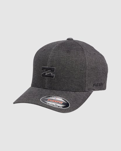 1 All Day Flexfit Cap Black 9604358 Billabong