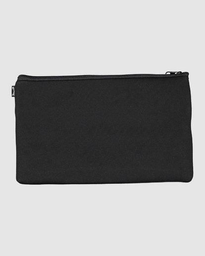 1 Jumbo Pencil Case Black 9604510 Billabong