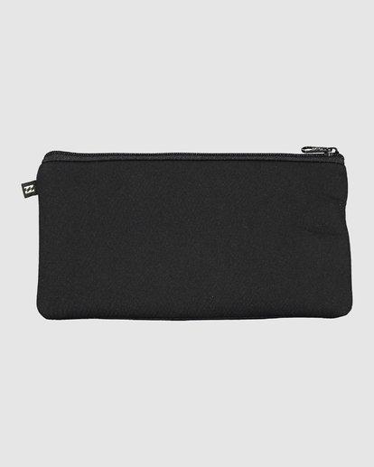 1 Small Pencil Case Black 9604512 Billabong