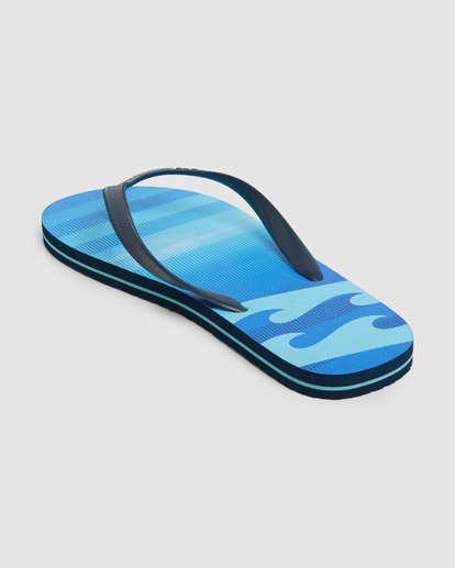 1 Fluid Pro Thongs Blue 9604950 Billabong