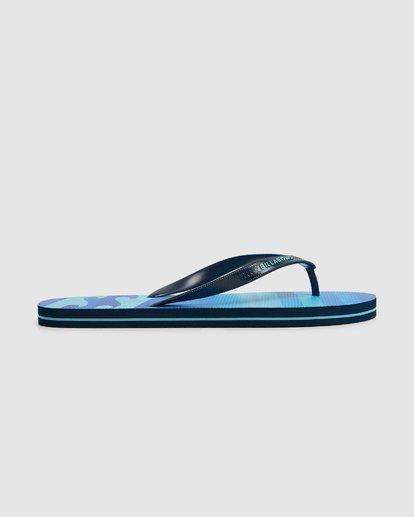 2 Fluid Pro Thongs Blue 9604950 Billabong