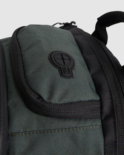 4 Combat Backpack Green 9607001 Billabong