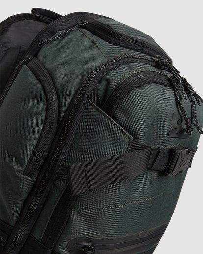 6 Combat Backpack Green 9607001 Billabong