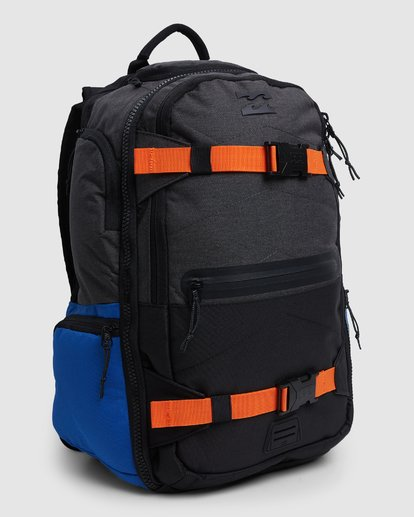 3 Combat Backpack Black 9607001 Billabong