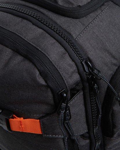 6 Combat Backpack Black 9607001 Billabong