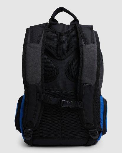 4 Combat Backpack Black 9607001 Billabong
