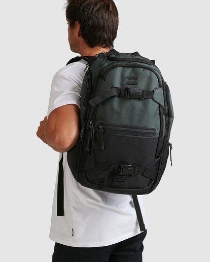 7 Combat Backpack Green 9607001 Billabong
