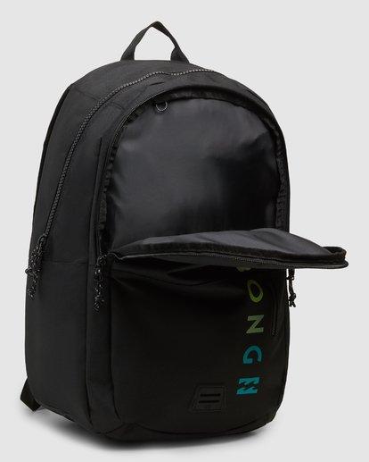3 Norfolk Backpack Black 9607008 Billabong