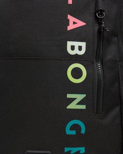 4 Norfolk Backpack Black 9607008 Billabong