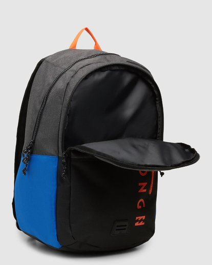3 Norfolk Backpack Black 9607008 Billabong