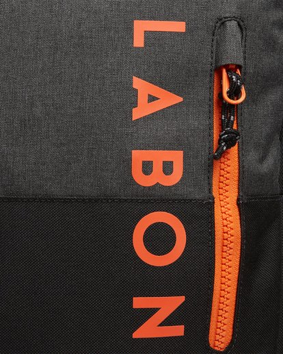 4 Norfolk Backpack Black 9607008 Billabong