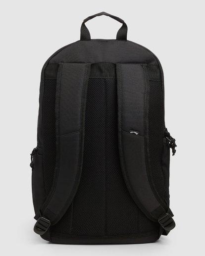 2 Command School Backpack Black 9607012 Billabong